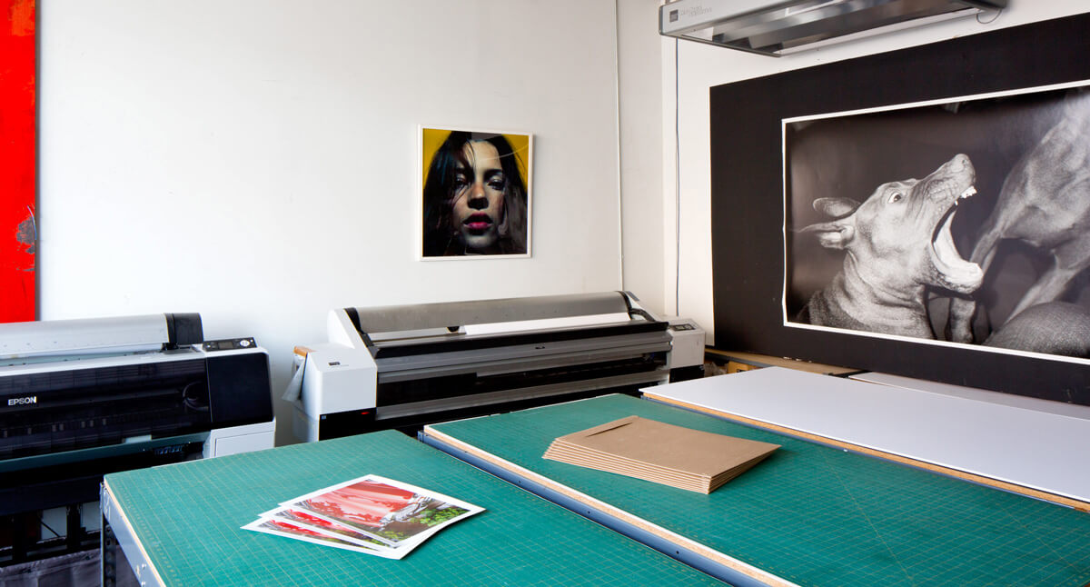 Supreme Digital-Giclee Archival Inkjet Pigment Prints
